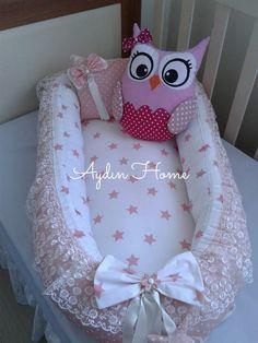 babynest  baby bed set bebek uyku seti pillows owl