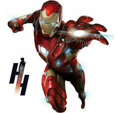 Here is a Brand New !!! Concept art pic of Iron Man's armor in Captain America: Civil War.