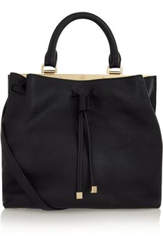 MULBERRY Kensington small textured-leather shoulder bag