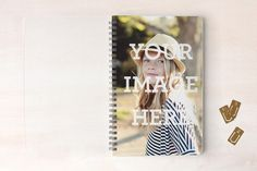 The Big Picture Day Planner, Notebook, or Address Book by Minted at minted.com