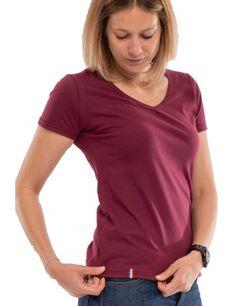Découvrez la collection de t-shirt uni 100% bio made in France pour Homme 70e4dc4d8ca2
