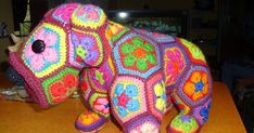 AFRICAN FLOWER CROCHET BULLDOG Hello Bloggers, it's been a while since I posted on here, so I thought I would return now and then fo...