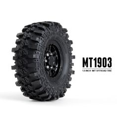 "MT1903 1.9"" OFF-ROAD TIRES (2)"