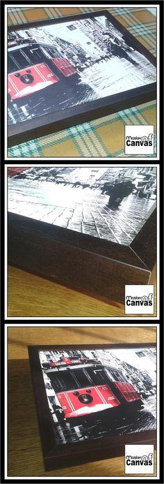 Tablouri decorative tiparite digital direct pe lemn masiv