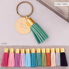 Get your Sigma Kappa Tassel on with this cute Sigma Kappa Sorority Keychain. Available in an assortment of tassel colors from www.alistgreek.com. Makes a great initiation. bid day or big/little gift! #sigmakappa