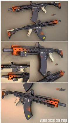 Code orange by mrhd on deviantART