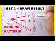 How to win the Lottery Jackpot - Winning the lotto for all Country and State Winning Lotto Ticket, Winning Powerball, Winning Lottery Numbers, Lotto Numbers, Lottery Winner, Winning Numbers, Winning The Lottery, Pick 3 Lottery, How To Win Lottery