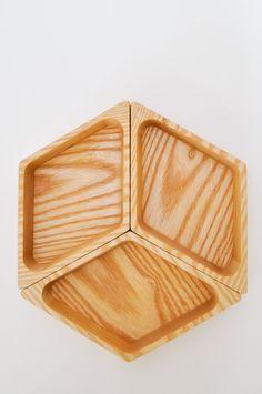 Axo Bowl - Ash by KOROMIKO: Modern design goods for the considered home.