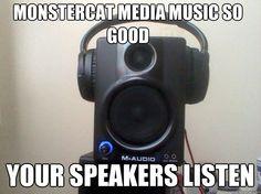 Monstercat Media music so good your speakers listen