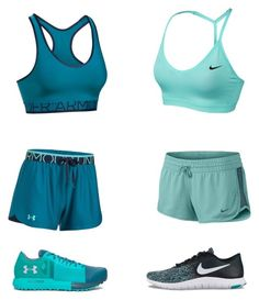"""""""Under Amour VS Nike"""" by joana-morais-i on Polyvore featuring NIKE and Under Armour"""