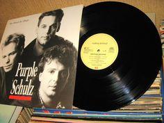 Purple Schulz - Der Stand der Dinge LP near mint