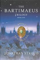 Nathaniel, a magician's apprentice, summons up the djinni Bartimaeus and instructs him to steal the Amulet of Samarkand from the powerful magician Simon Lovelace. Ages 8+  (if you like Harry Potter)