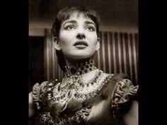 Maria Callas (1923-1977)  Giuseppe Verdi (1813-1901)  La Traviata  E strano! E strano!  Orchestra sinfonica di Torino della RAI  Conducted by Gabriele Santini  1953