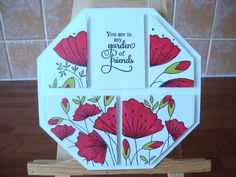 Hobby Art June Monthly special Set Poppies Set and Crealie Patchwork dies