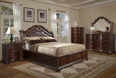 Tabasco Bedroom Set