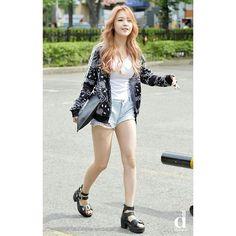 Minah // girls day💕  #minah#bangminah#girlsday#dia5y #kpop#fashion#airportfashion#koreanootd#ootd#casual#kfashion