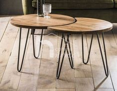 Center Table, Scandinavian Style, Cofee Tables, Living Room, Woods, Furniture, Coffee, Home Decor, Contemporary Coffee Table