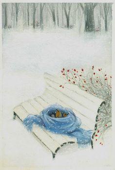 Pinzellades al món: Benvingut l'hivern / Bienvenido el invierno / Welcome winter