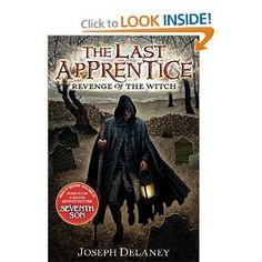 The Last Apprentice (Revenge of the Witch): Joseph Delaney, Patrick Arrasmith: 9780060766207: Amazon.com: Books