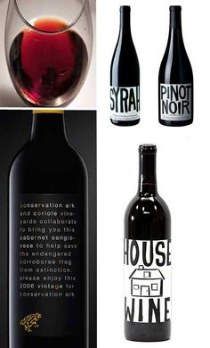 Wine Label made with the font we developed www.soolid.it