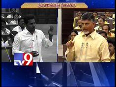 AP Assembly : Heated exchange between Jagan and Chandrababu over condolence motion