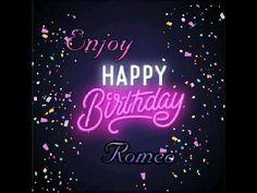 Smile by Josh Groban ~ Happy Birthday, Romeo! - YouTube