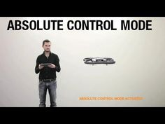 New AR.Drone 2.0: introducing Absolute Control Mode