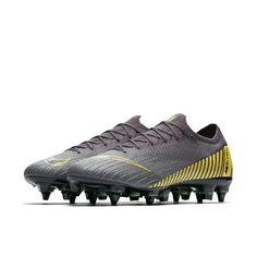270a5e3ce53 Nike Mercurial Vapor 360 Elite SG-PRO Anti-Clog Soft-Ground Football Boot -  Grey