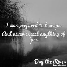 Weights & Measures by Dry the River  #lyrics
