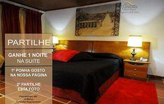 Ganhe uma noite grátis numa Suite. A Quinta da Coutada promove Passatempo no Facebook até 15 março 2013   Peniche   Escapadelas ®