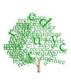 Everybody is aware of the three R's of waste management - the three words - reduce, reuse and recycle. However, very few can answer as to why these words are in that order and what meaning each of them entails. The Three Rs, Recycling Services, Earth Day Projects, Save Environment, Geek Shirts, Reduce Reuse Recycle, Tree Logos, Recycled Fashion, So Creative