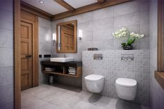 Toilet, Bathroom, Interiors, Projects, Bath Room, Litter Box, Bathrooms, Interior, Bath