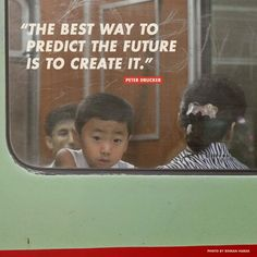 We can spend our time predicting the future of North Korea or we can empower the people to create it.