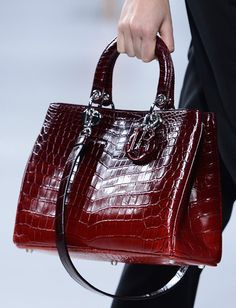 Dior Cruise 2014 Runway Bag Collection | Spotted Fashion