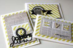 Inspiration Création Blog: Des cartes Mades By Laure!!!