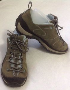 Women s Patagonia Bly Vibram Eco Step Shoes Sz 8 Hiking Sage Athletic  Sneakers  Patagonia   41e1e7814