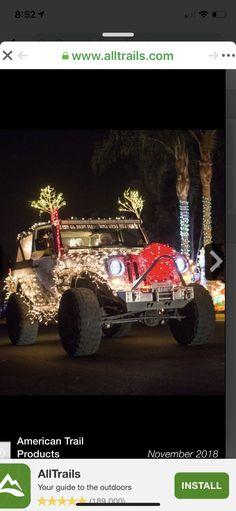Mahindra Jeep, Christmas Lights, Christmas Diy, Jeep Baby, Jeep Gladiator, Jeep Life, Jeep Wrangler, Jeeps, Motocross