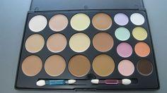Mac Concealer Palette 20