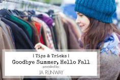 Pack Away Summer | JA Runway Personal Stylist