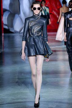 Ulyana Sergeenko Autumn Winter 2014/15 - París Haute Couture