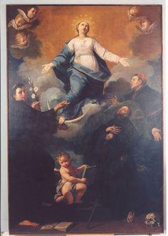 Assunção da Virgem Santa Maria
