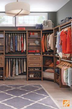 Dream Closet Design Layout 43 Ideas For 2019 Closet Bedroom, Bedroom Decor, Dispositions Chambre, Big Closets, Closet Layout, Bedroom Layouts, Closet Designs, Dream Rooms, My New Room