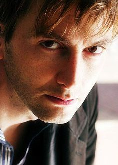 Hey now Mr Tennant, you're going to break your smolder if you don't tone it down!