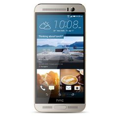 20MP primary camera, 5.2-inch touchscreen, 2.2GHz octa core processor, 2G 3G compatibility, Buy HTC One M9 Plus Gold-Silver 32GB at Price Rs.39899 only.