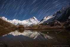 Все о ночной фотографии и фотосъемке звездного неба