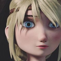 Astrid Hofferson || How To Train Your Dragon