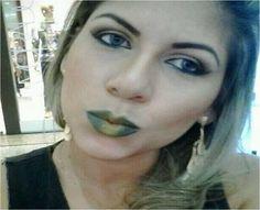 Sugestão de maquiagem para a copa do Beauty Team da NYX Cuiabá