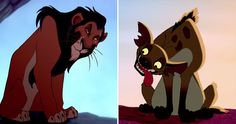 I got Scar and Ed! Quiz: Which Disney Villain Duo Are You and Your BFF? | Movies