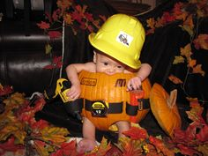 As sweet as pumpkin pie!   This Mi pumpkin comes from one of our Industrial branches in Port Arthur, TX – a special thank you goes out to Damian for posing like a pro!
