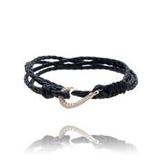 Men Hook zirconia bracelet Bracelets, Men, Black, Jewelry, Bangles, Jewellery Making, Black People, Jewels, Jewlery